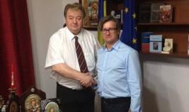Radu Golban s-a înscris în PRM. Ce spune despre Diaconu