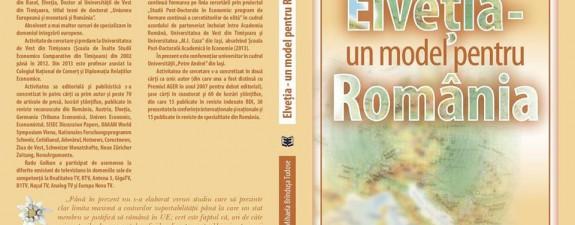 """Prezentare de carte: """"Elveția – un model pentru România"""""""