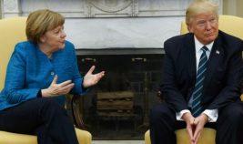Donald Trump obligă Berlinul să aleagă
