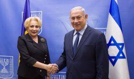 Israel: Reacție ciudată la cererea de demitere a premierului – preluări din Iohannis!